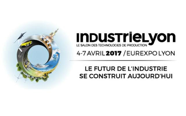 Industrie Lyon 2017 - Exposición Industrial