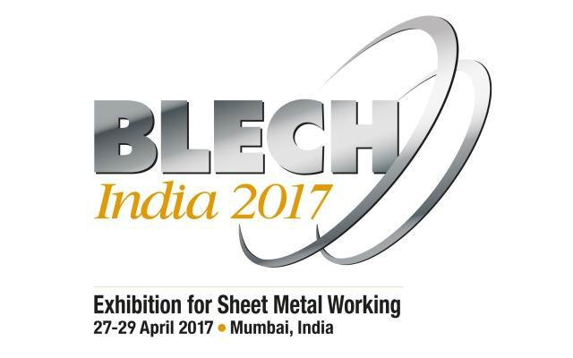 Blech 2017 India - Exposición de Tecnología para la fabricación de Metales