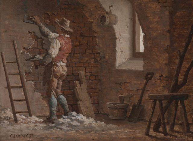 Pintura de Talocha - John Cranch