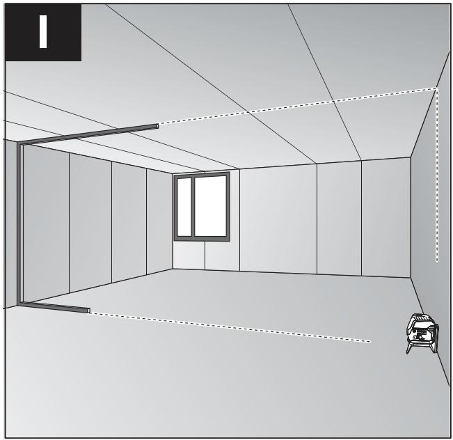 División de ambientes para construcción en seco