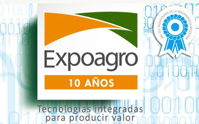 ExpoAgro 2017 Argentina - Décima Edición
