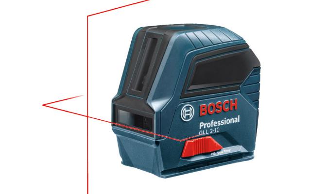C mo hacer escuadra en obra de m quinas y herramientas - Nivel con laser ...
