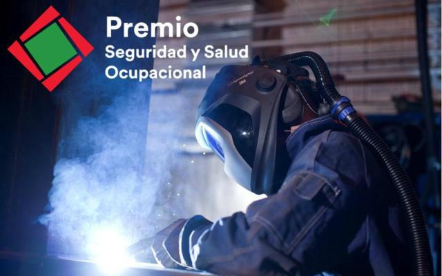 Premio Seguridad y Salud Ocupacional 3M
