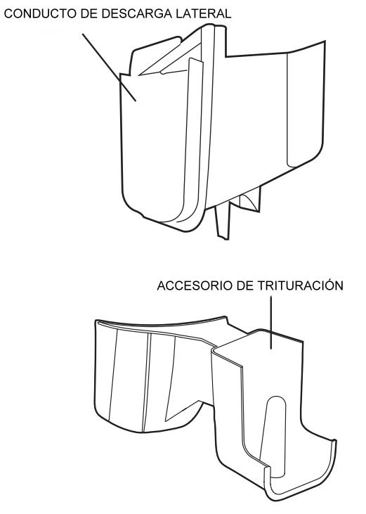 Accesorios para cortadora de césped a batería