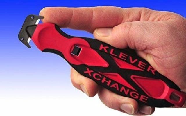 Cutter Klever - Diseño seguro