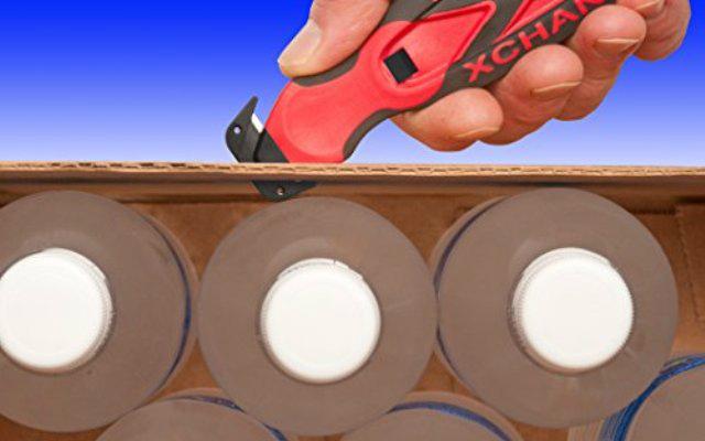 Cutter Klever - Protección del contenido de cajas y paquetes
