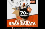 """Comienza la """"Gran Barata 2017"""" de BAHCO en Santa Fé, Argentina: lo que hay que saber"""