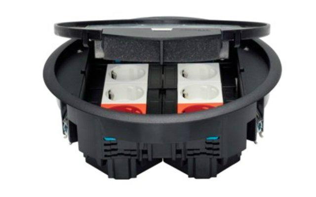 Hager lanza nuevas cajas de conexión para materiales eléctricos