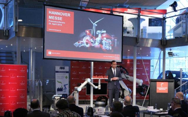Hannover Messe edición anterior - Conferencias