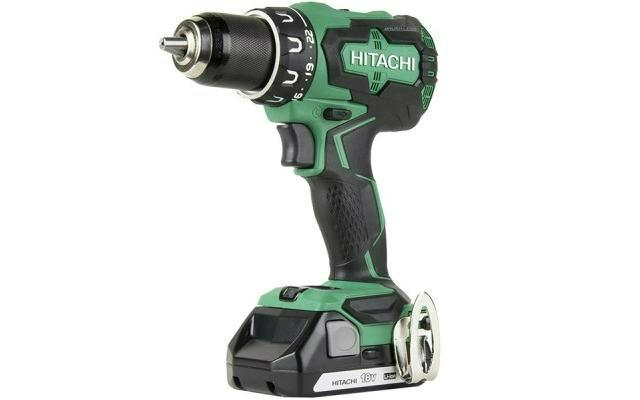 Hitachi Taladro compacto 18V Brushless