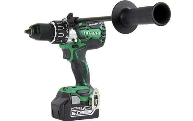 Hitachi Taladro martillo 18V Brushless