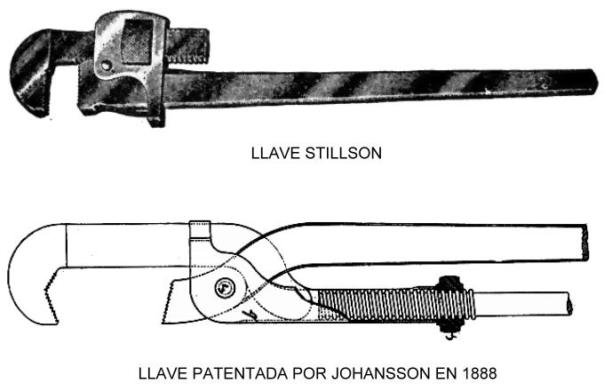 Llave Stillson