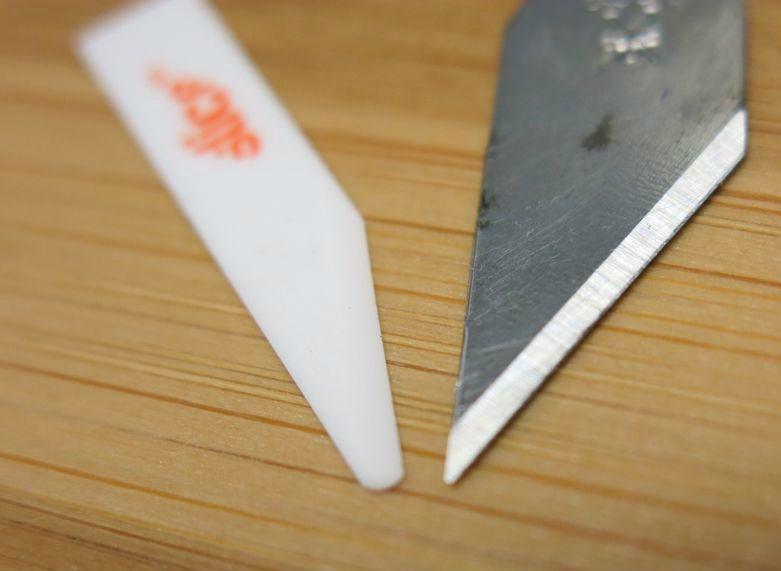Hoja de cerámica para cutter de seguridad