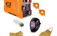 ¿Cuáles son los accesorios para un soldador?