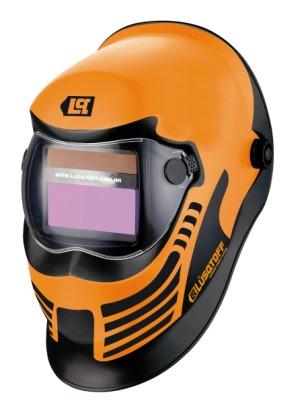Máscara de soldar con cristal fotosensible