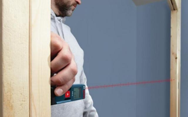 ¿Cómo medir largas distancias en trabajos de decoración y bricolaje?