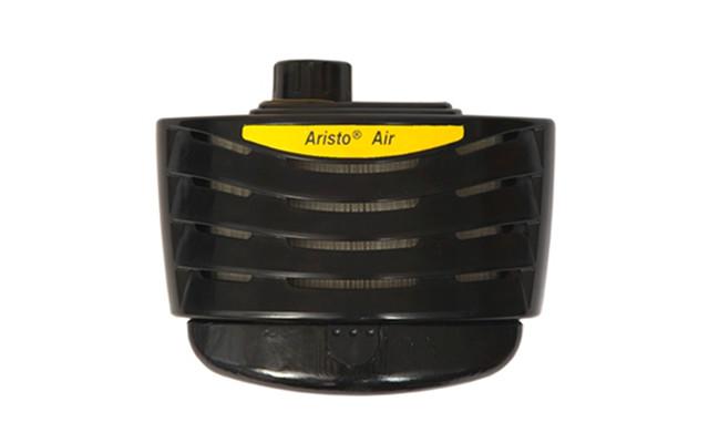 Banco de filtrado de aire comprimido. Permite filtrar el aire y remover el aceite y las partículas extrañas.