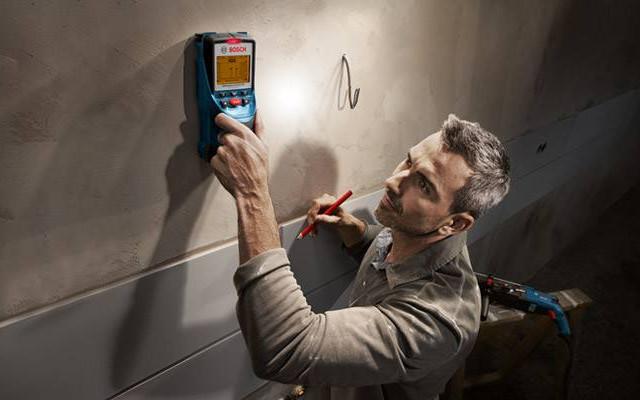 ¿Cómo elegir un escáner de pared para reformas en el hogar y pequeñas remodelaciones?