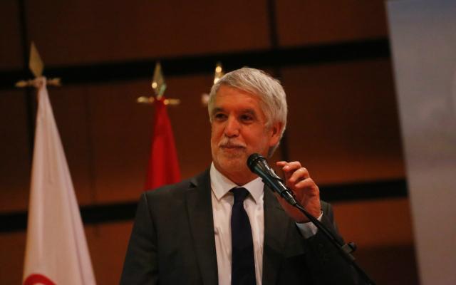 Enrique Peñalosa - Alcalde Mayor de Bogotá