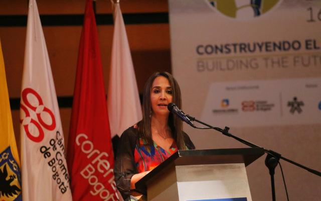 Sandra Forero - Presidente de Camacol
