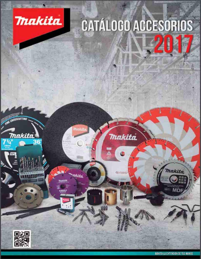 Catálogo de Accesorios – Makita – México