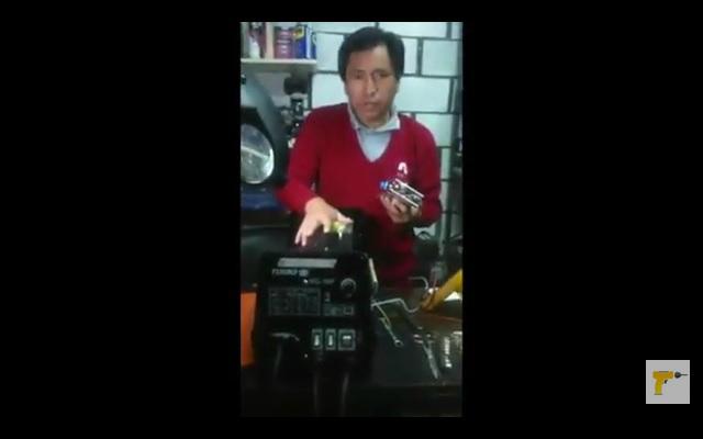 Introducción a soldadora MIG