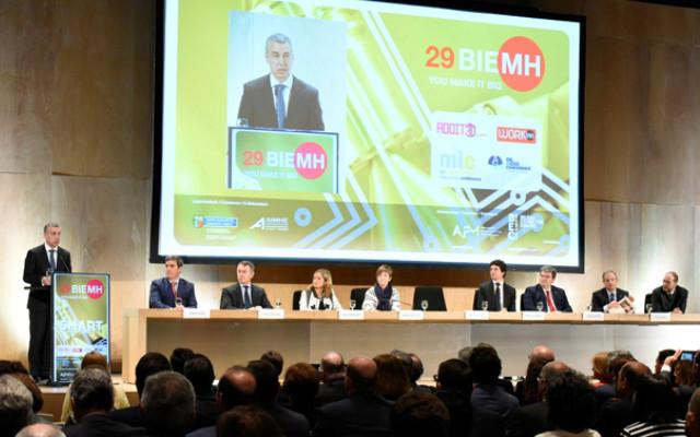BIEMH 2018 - Conferencias