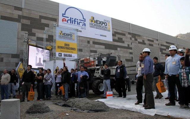 Edifica 2017 – Chile - Feria Internacional de la Construcción