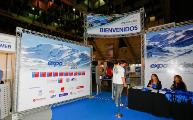 ExpoAndes 2017 – Chile