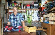 ¿Cómo hacer un macetero de madera?