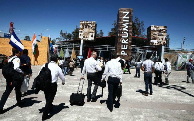 PERUMIN Convención Minera 2017 - Perú