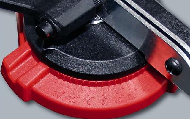 Selector angular - afilador de motosierras