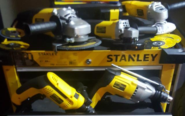 Stanley - Herramientas en exposición