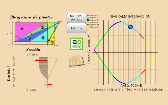 Apps de herramientas - Abakal, para medir hormigón