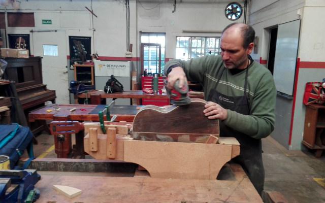 Julio Malarino - Luthier