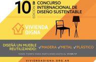 ¿Cómo es el Concurso Internacional de Diseño Sustentable y quiénes pueden participar?