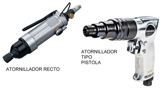 Atornillador - Destornillador Neumático