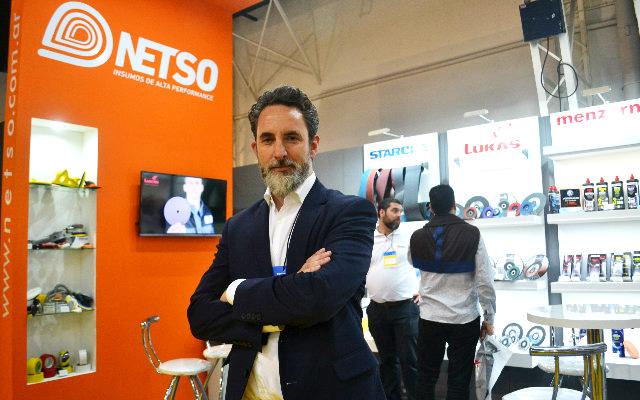 Leandro Aiello, Socio Gerente LATAM de NETSO