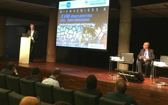 Encuentro del Mecanizado 2017 Vigo – España