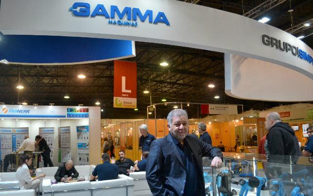 Stand Gamma - Grupo Simpa - ExpoFerretera2017