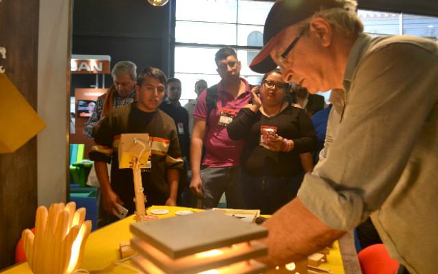 Interview Juan Carlos Aquila: «Para mí la madera siempre fue un imán, tiene algo mágico»
