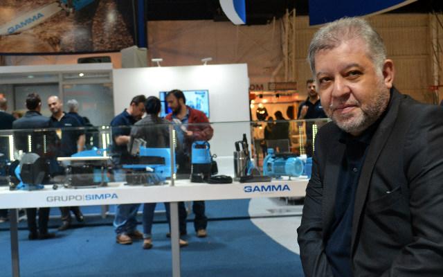 """Interview Gamma: """"Transmitir la solidez de la compañía"""""""