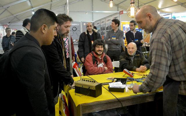 Comunidad, entrevistas & herramientas: lo que pasó en el stand de DeMáquinas en ExpoFerretera2017