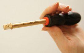 ¿Conocés las nuevas herramientas antichispa de la marca Wolfer?