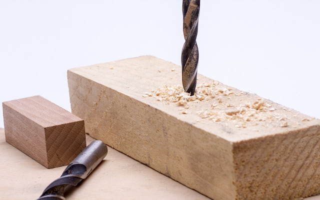 Brocas - Seguridad en el uso del taladro