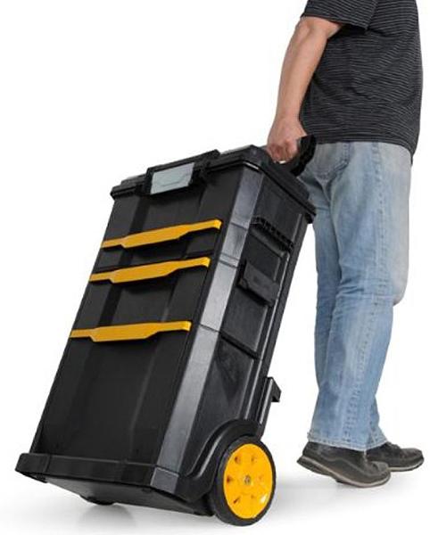 Carro de herramientas de dos ruedas