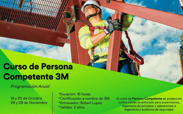 Capacitación para trabajo en Altura de 3M en Perú