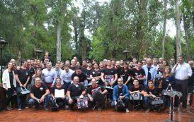 Presentaciones, talleres y encuentro: Einhell y una jornada plena de novedades