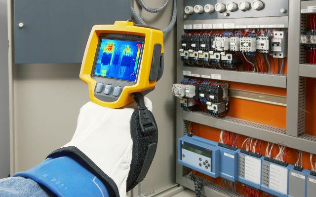 Cámara termográfica