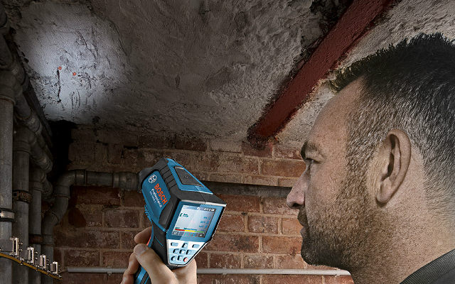 termodetectores para hallar puntos calientes